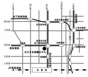 2018総会会場地図